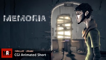 Psychological Thriller CGI 3d Animated Short Film ** MEMORIA ** Sad Film by The Animation Workshop